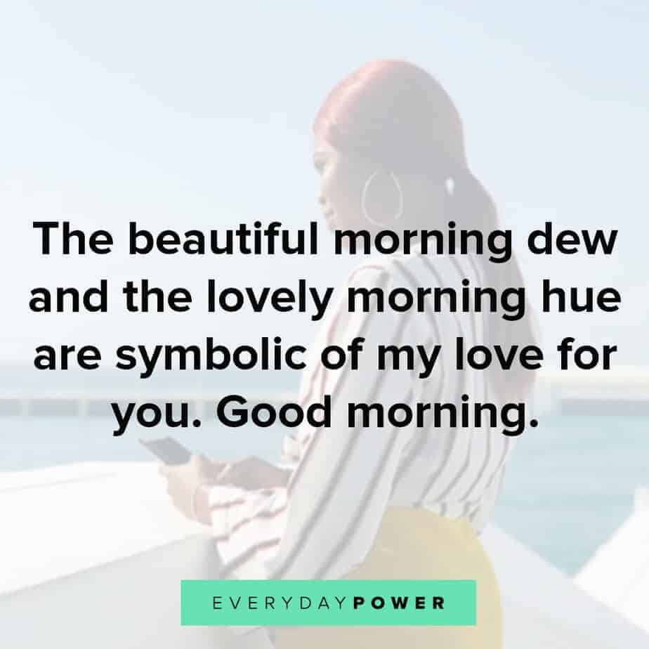 inspirational good morning quotes for her