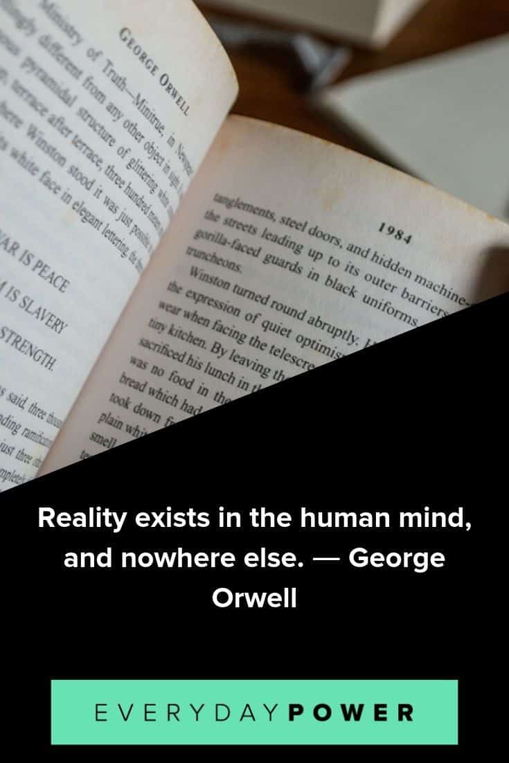 1984 quotes that will change the way you think