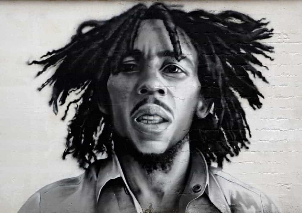 Bob Marley Quotes Celebrating Love, Peace & Life