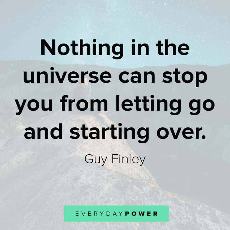 Quotes About New Beginnings and starting over