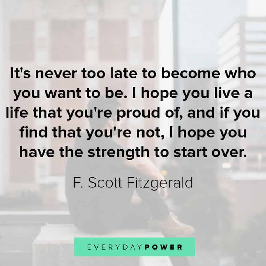 Quotes About New Beginnings and strengths