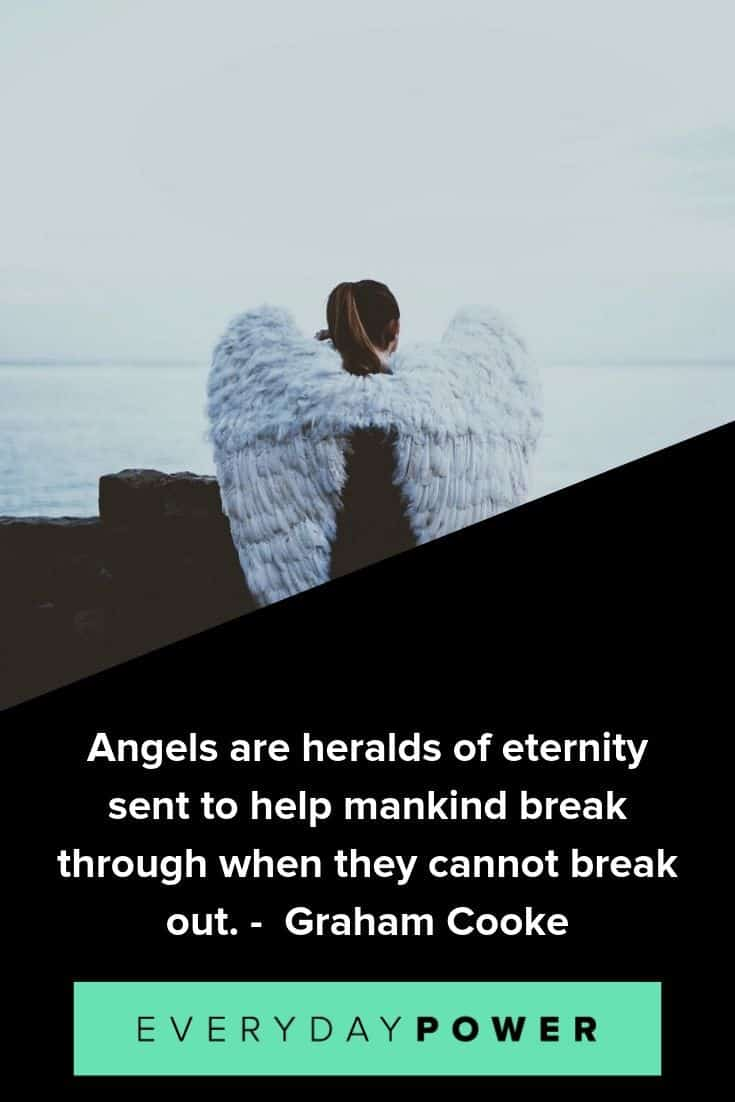 Angel quotes that will inspire you to become the best version of yourself