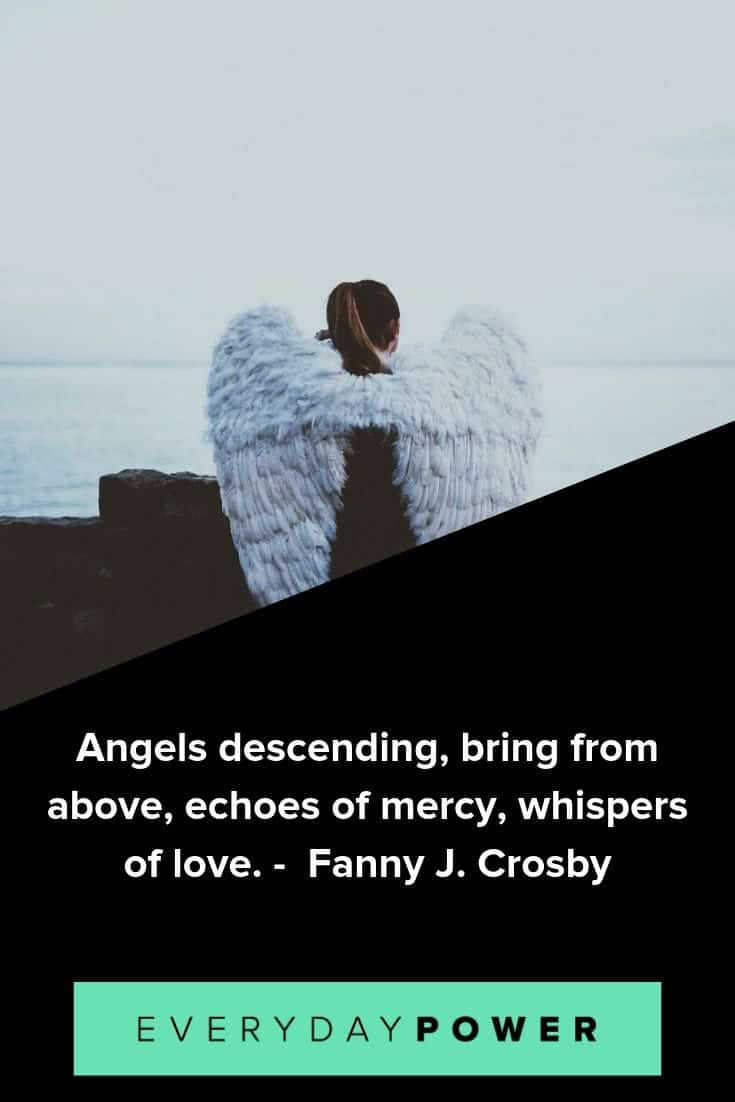 Amazing Angel Quotes To Bring Out The Good In You