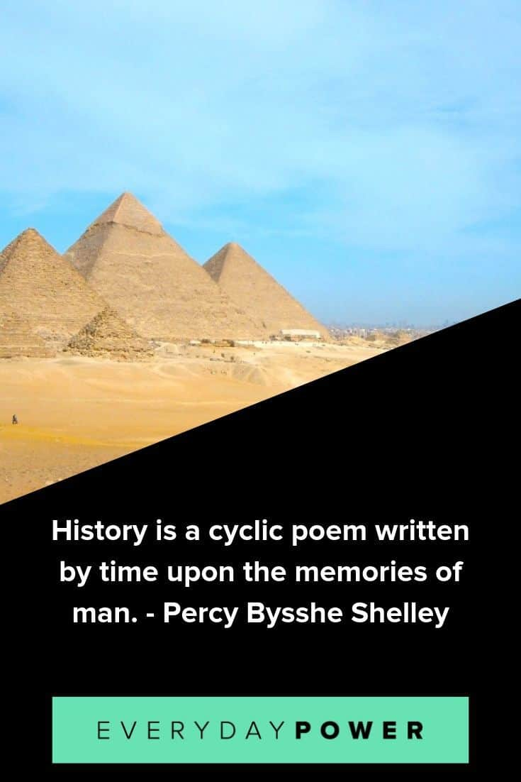 History quotes to inspire and teach