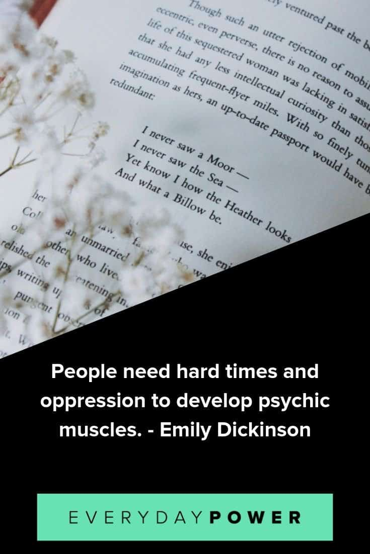 Emily Dickinson quotes that will inspire you to make a difference