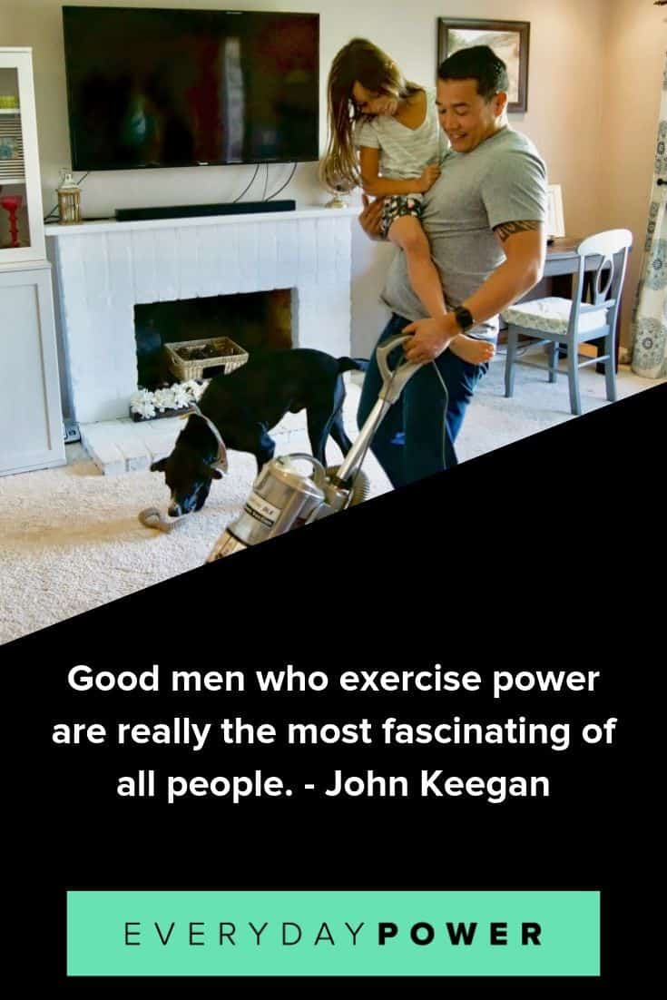 Good man quotes to help you reach you full potential