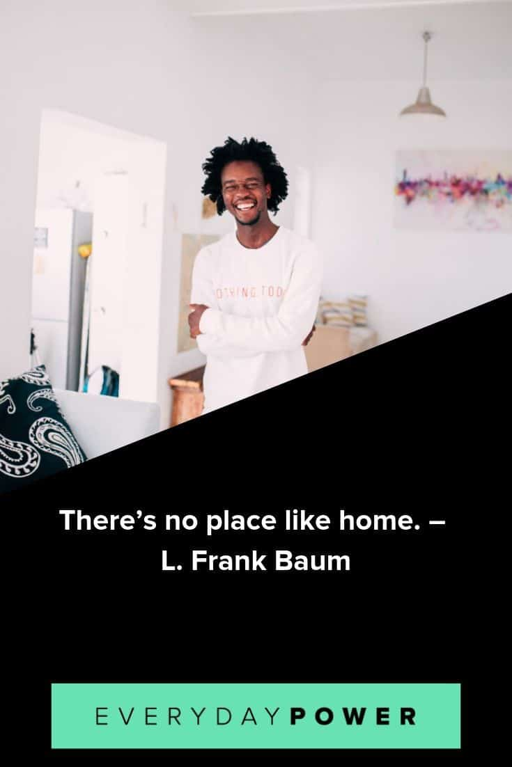 Home quotes to celebrate our favorite place