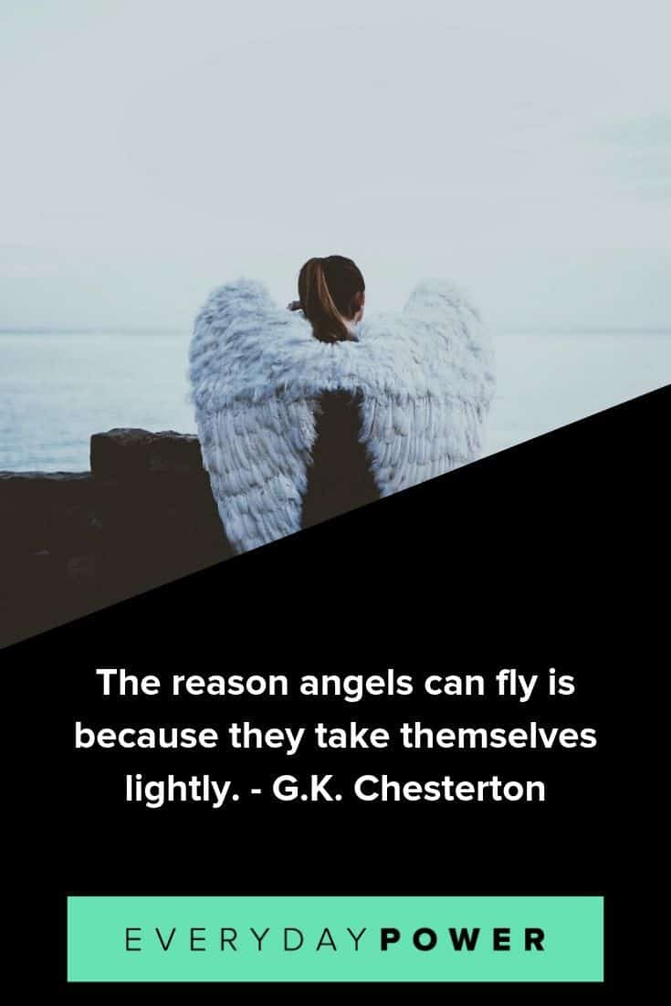 angel quotes to inspire and help you