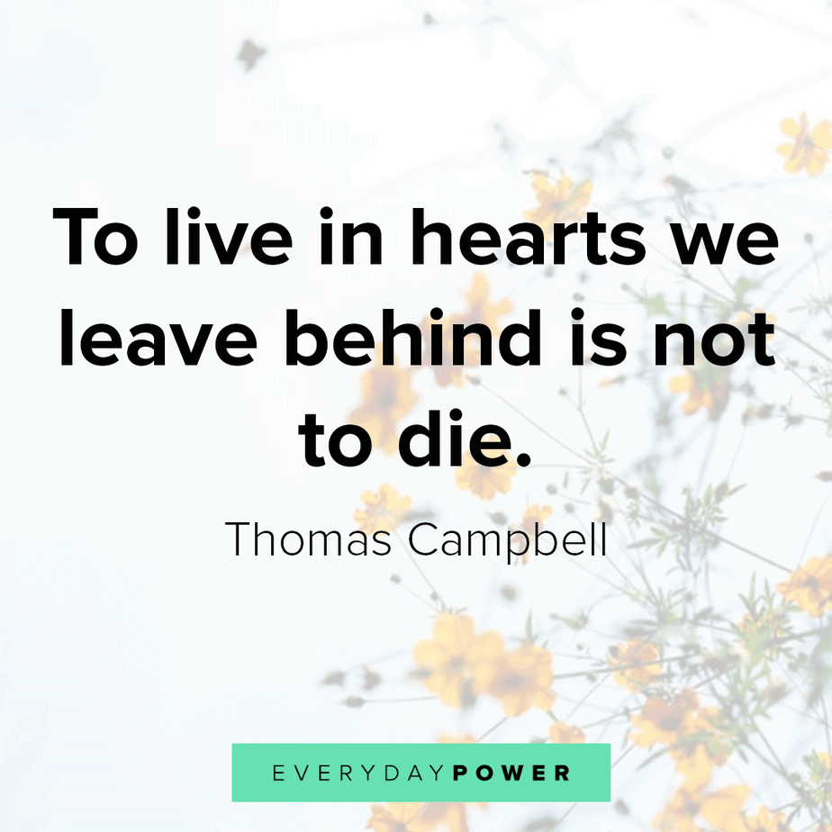 quotes about losing a loved one to inspire you