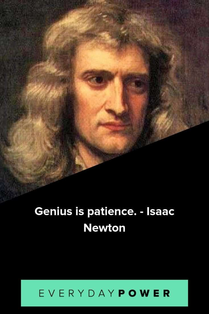 Isaac Newton Quotes That Inspire More Than Just Science Lovers