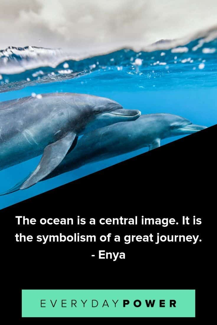 Ocean quotes that will open your mind and heart
