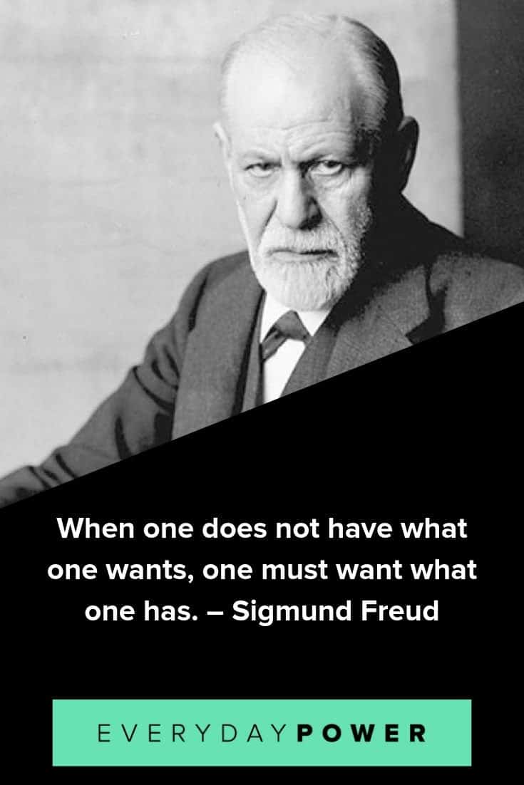 Sigmund Freud quotes to get you thinking outside the box