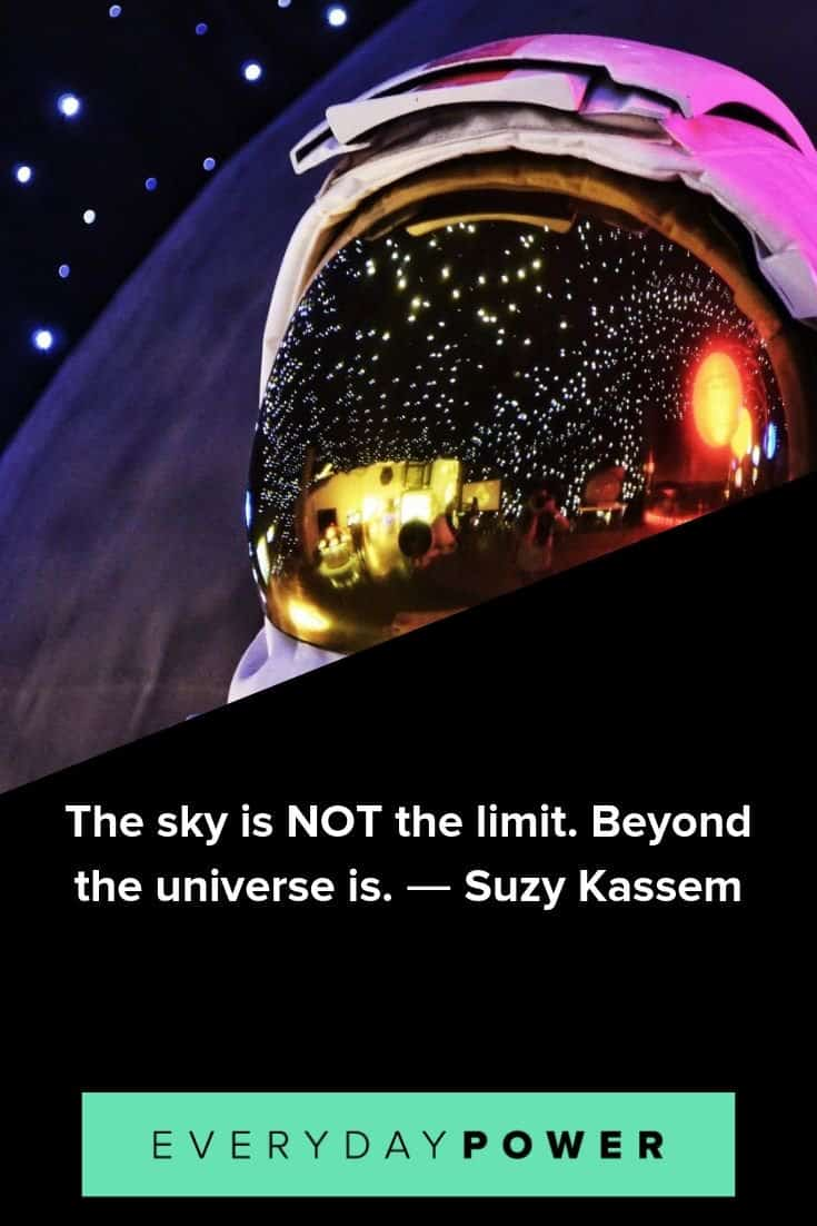 Universe quotes that will give you a sense of belonging
