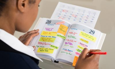 4 Reasons to Use a Daily Planner