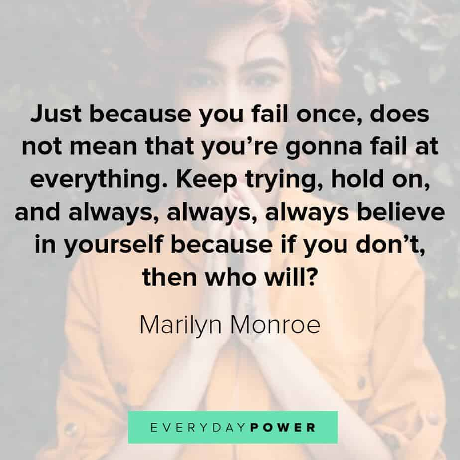 Instagram Bio Quotes on failure
