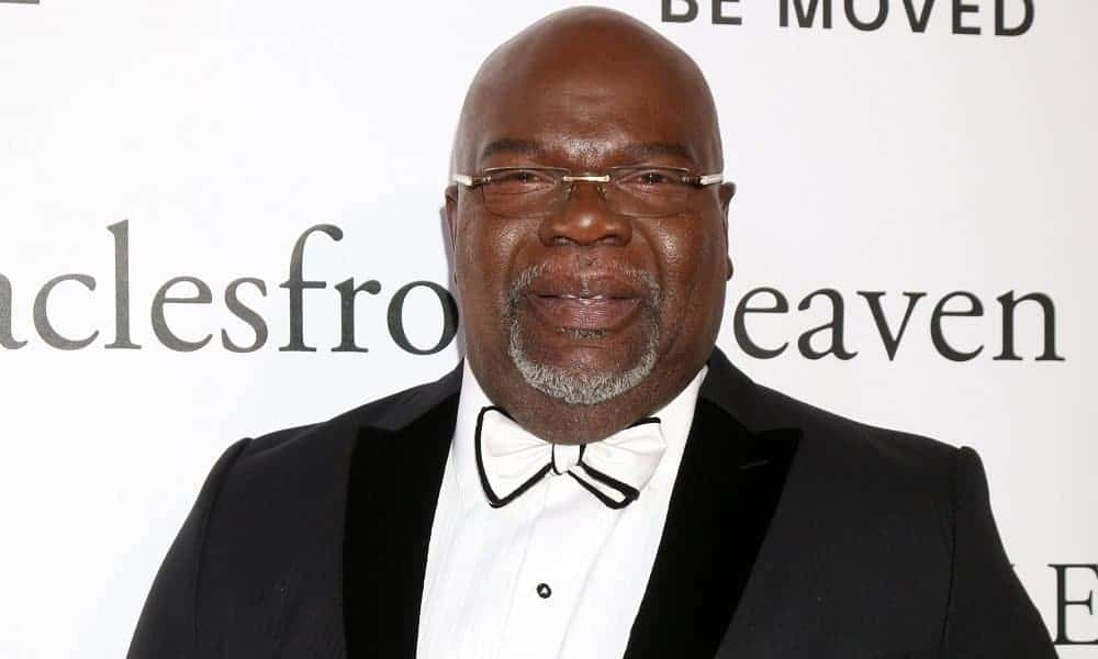 50 TD Jakes Quotes About Destiny Relationships and Success