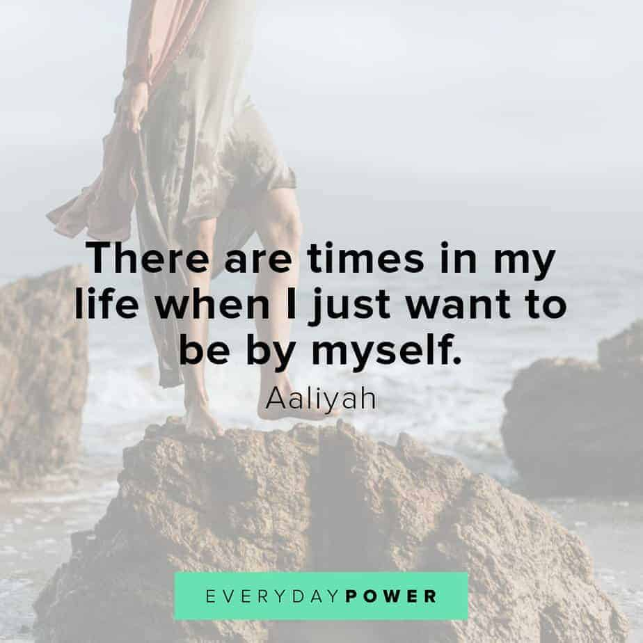Aaliyah Quotes that will make your day