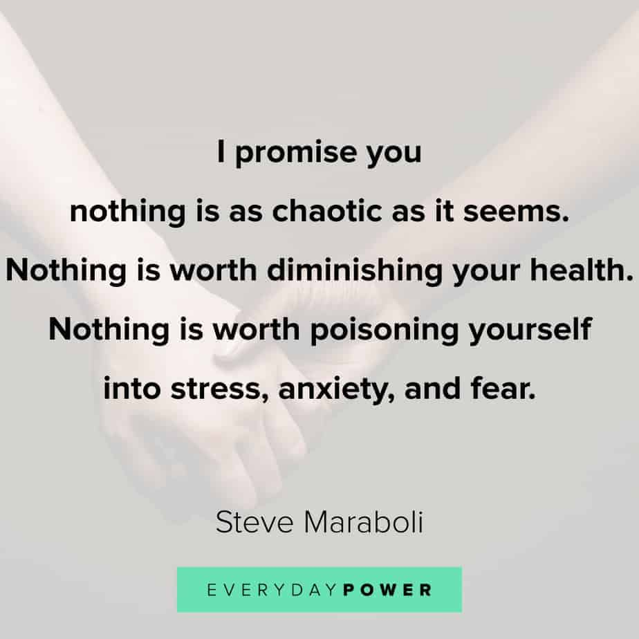 Anxiety Quotes to inspire you