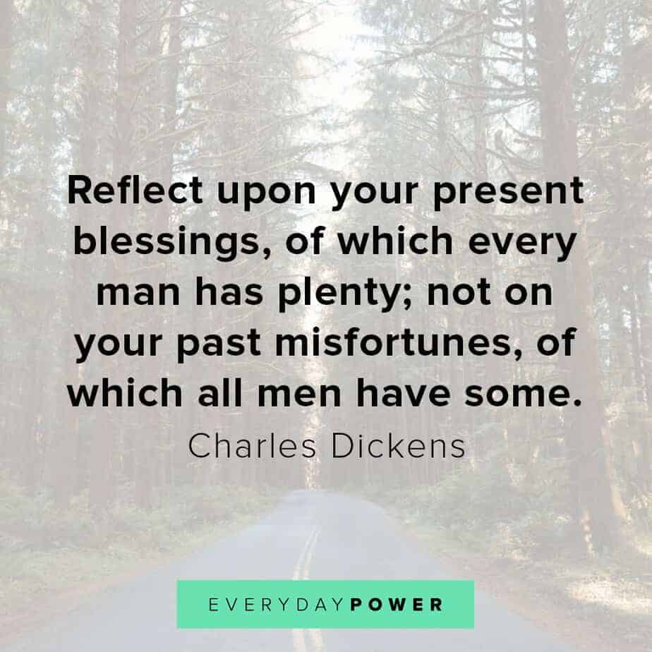 Blessed quotes about reflection