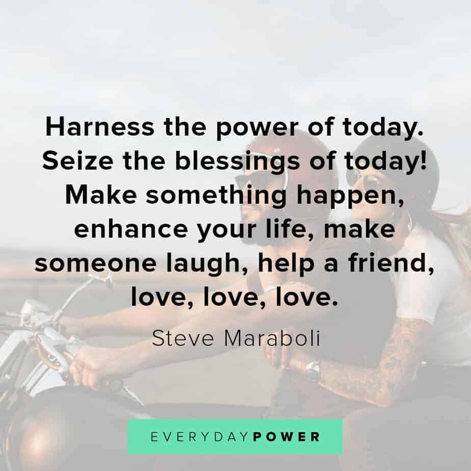 Blessed quotes to enhance your life