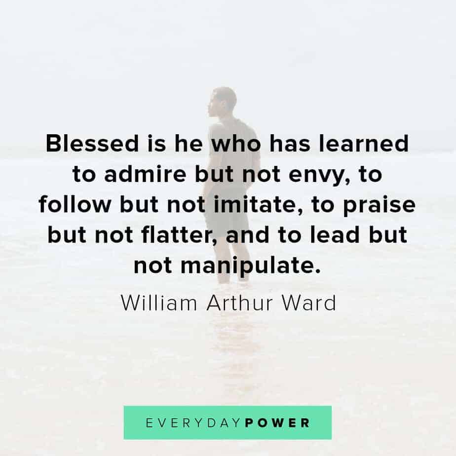 Blessed quotes on learning