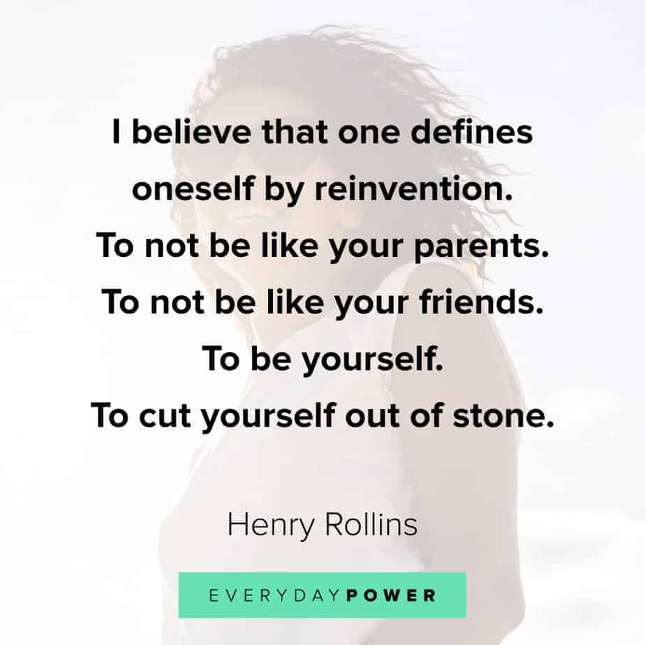 Encouraging quotes on being yourself