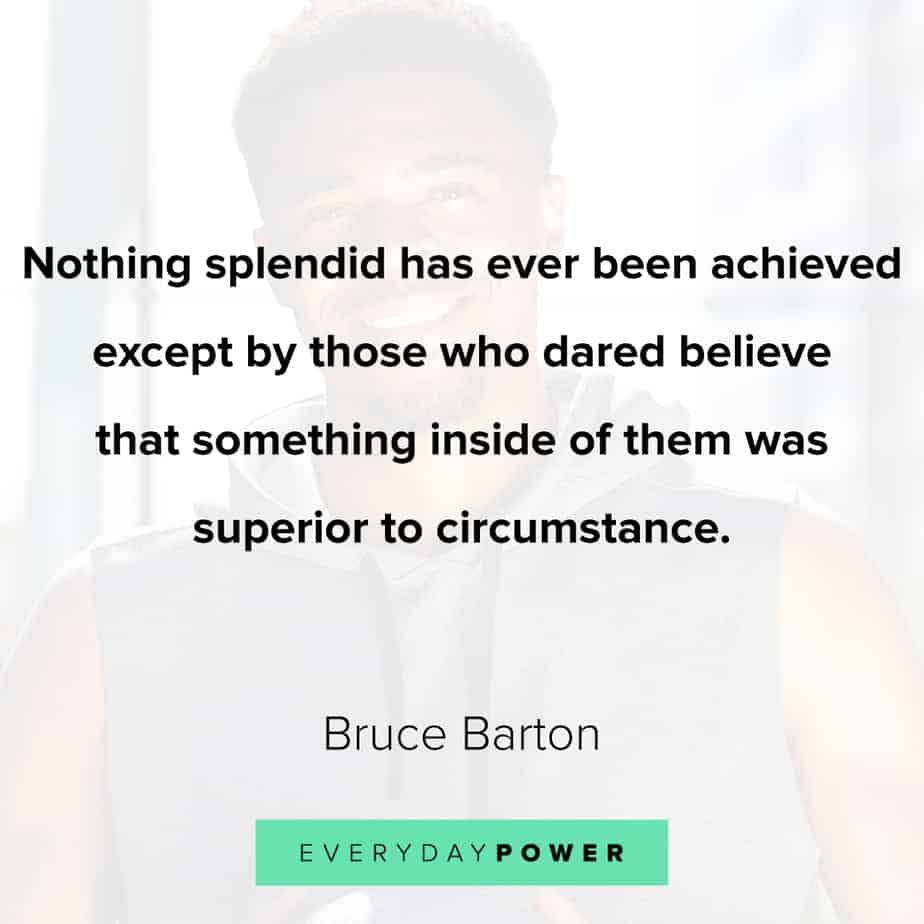 Encouraging quotes about superior mindset