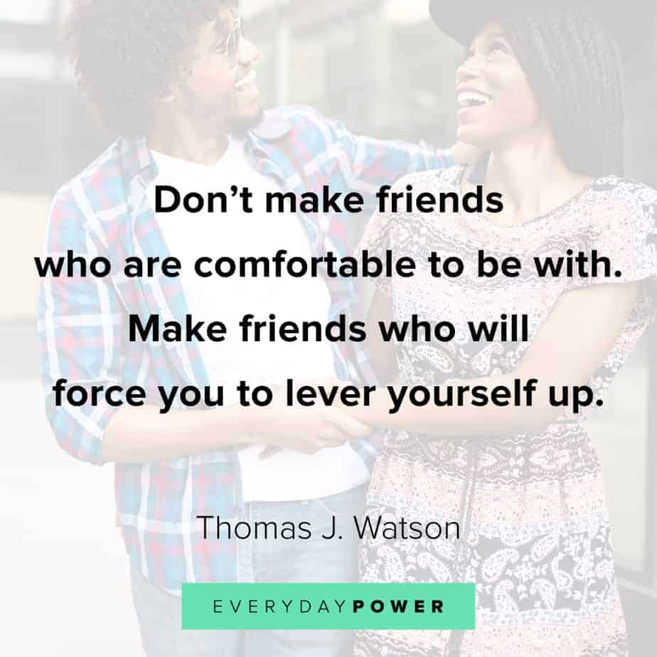 quotes about making friends