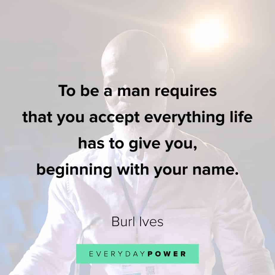 Good Man Quotes about beginnings