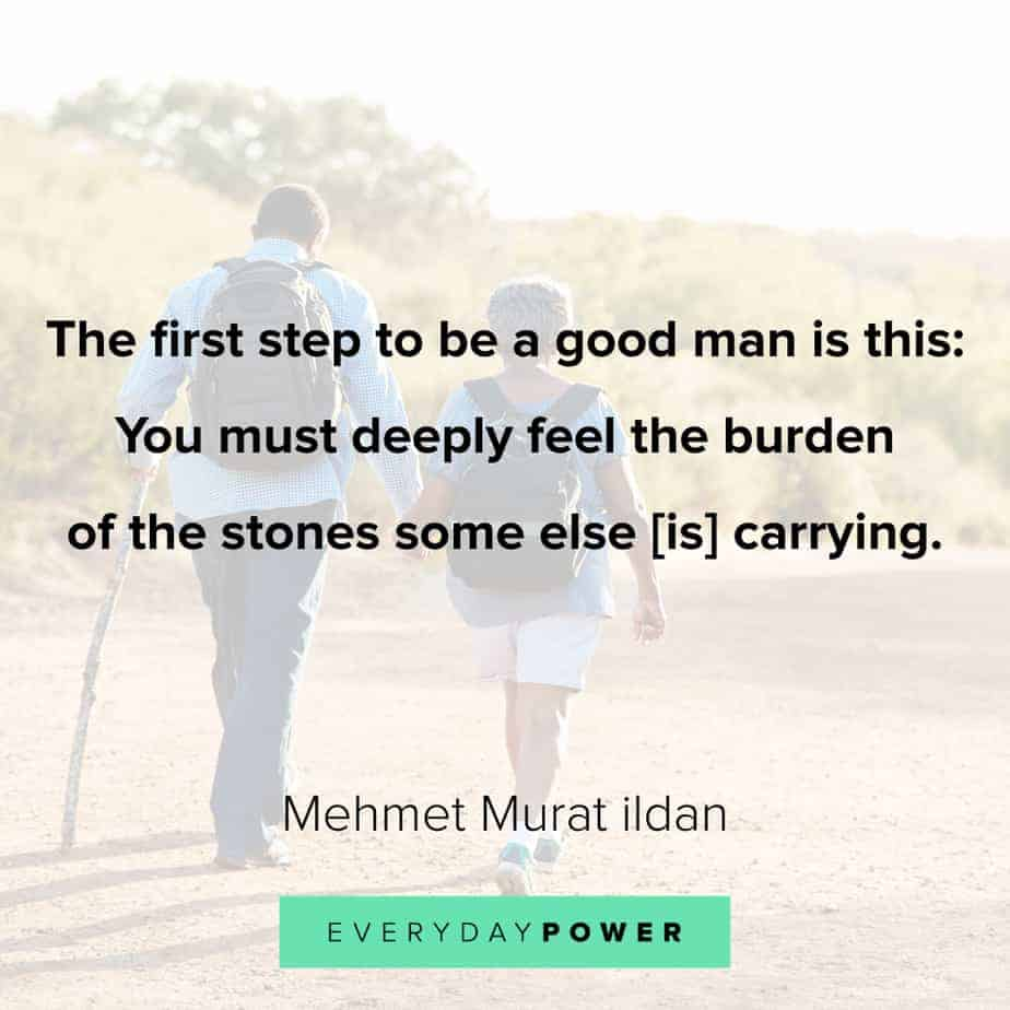 deep Good Man Quotes