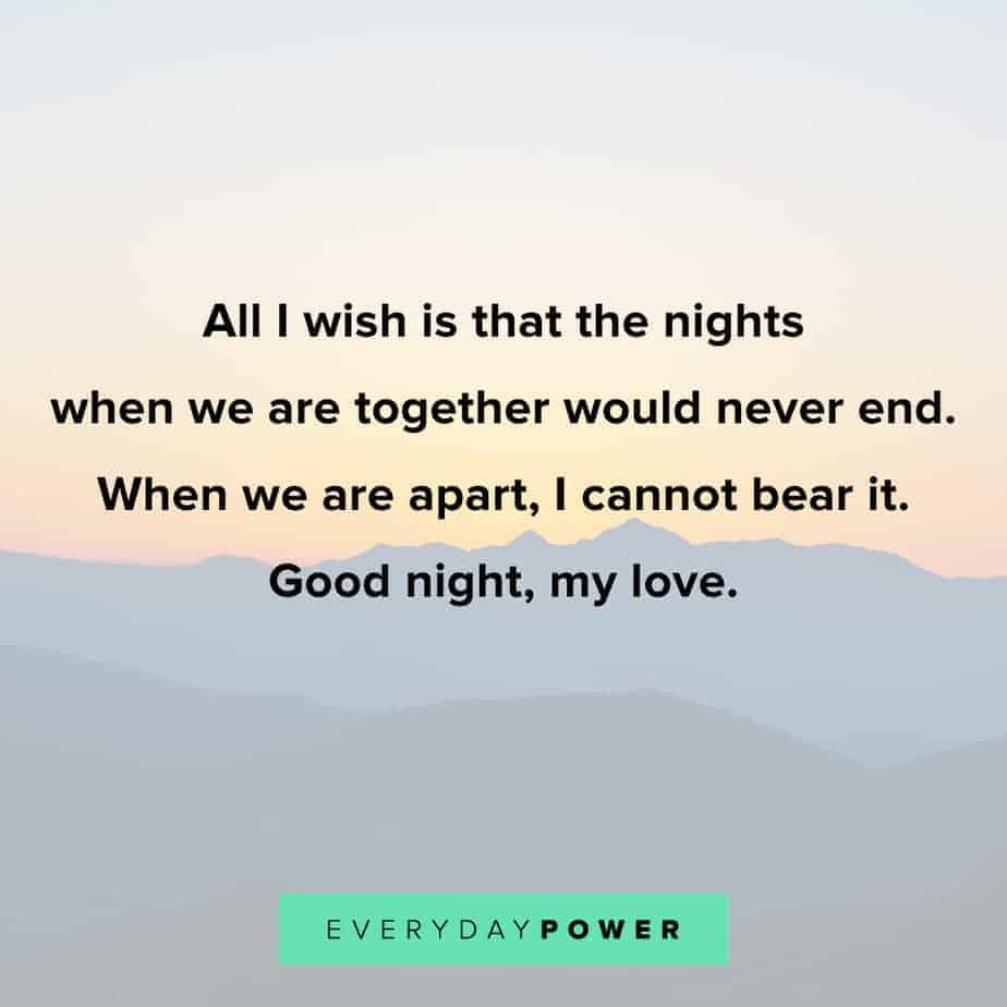 My angel quotes goodnight 60+ Amazing