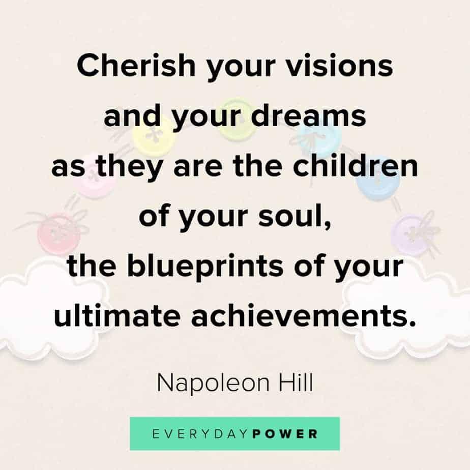 Graduation Quotes about dreams