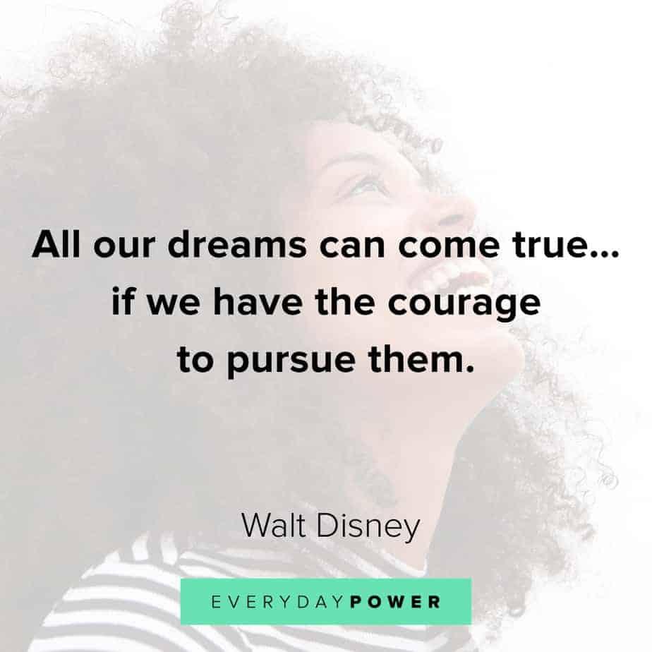 Graduation Quotes on pursuing dreams