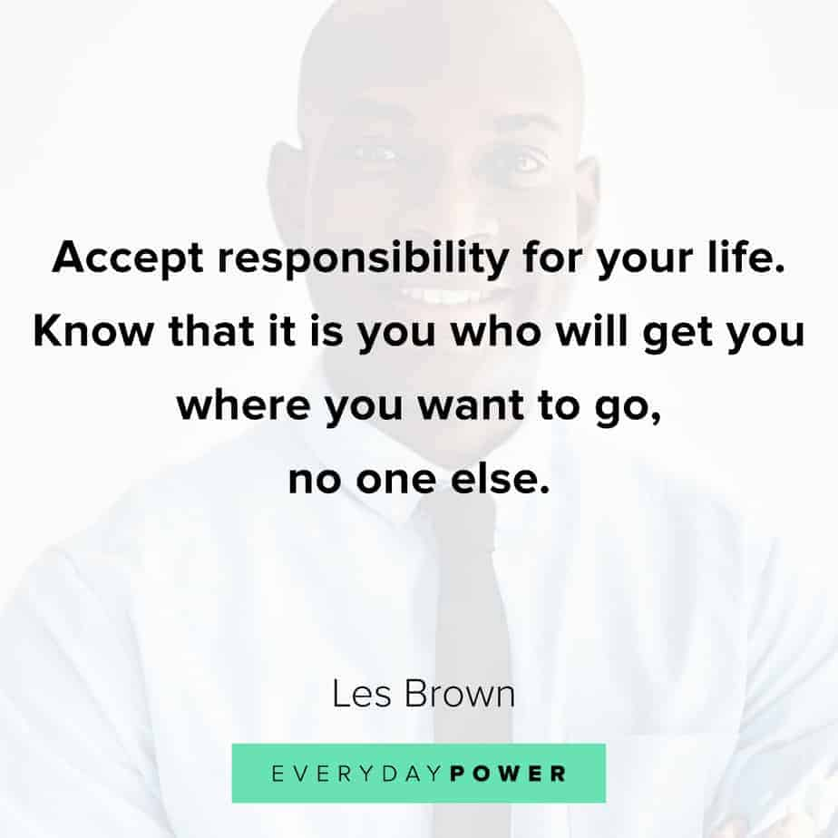Graduation Quotes about responsibility