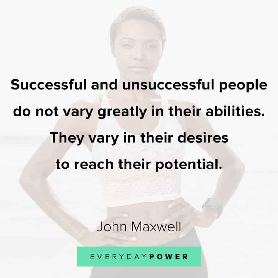 Graduation Quotes about potential