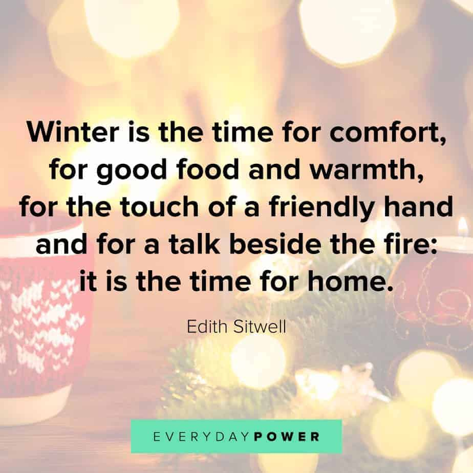 Happy Holidays Quotes about comfort