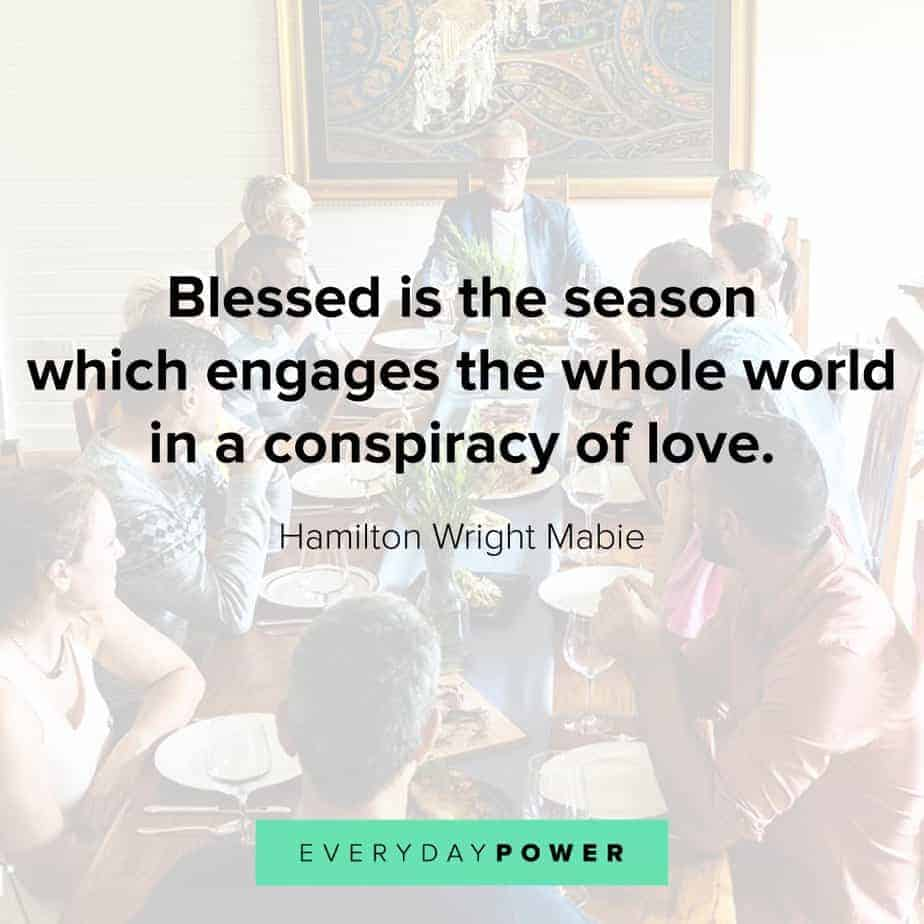Happy Holidays Quotes on love