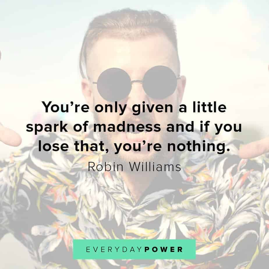 touching Robin Williams quotes