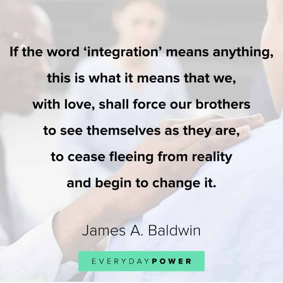 James Baldwin quotes about brothers