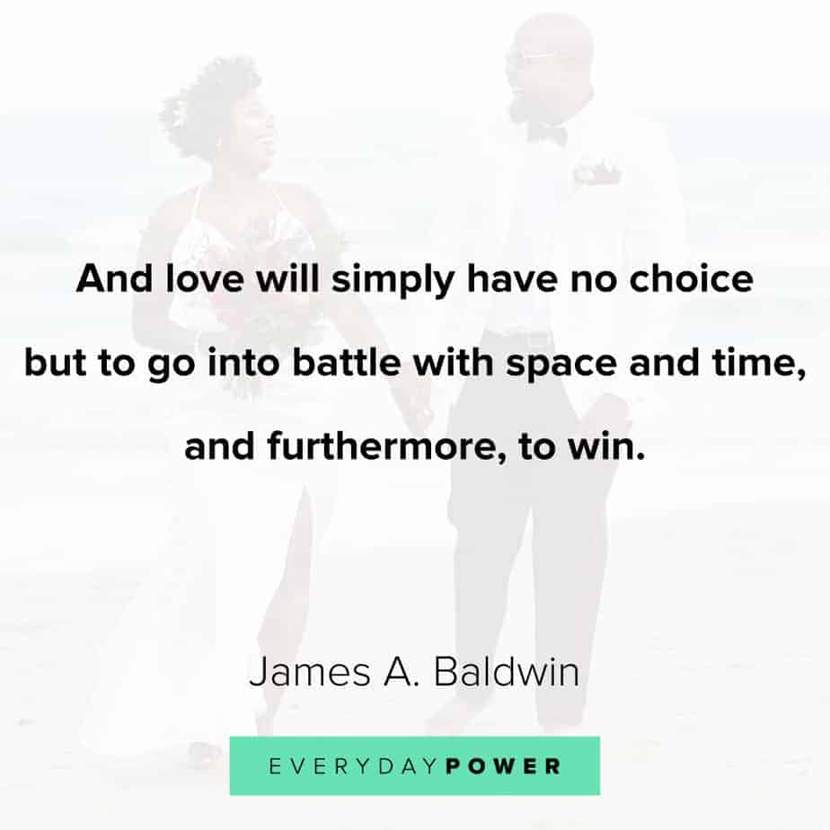 James Baldwin quotes to inspire growth