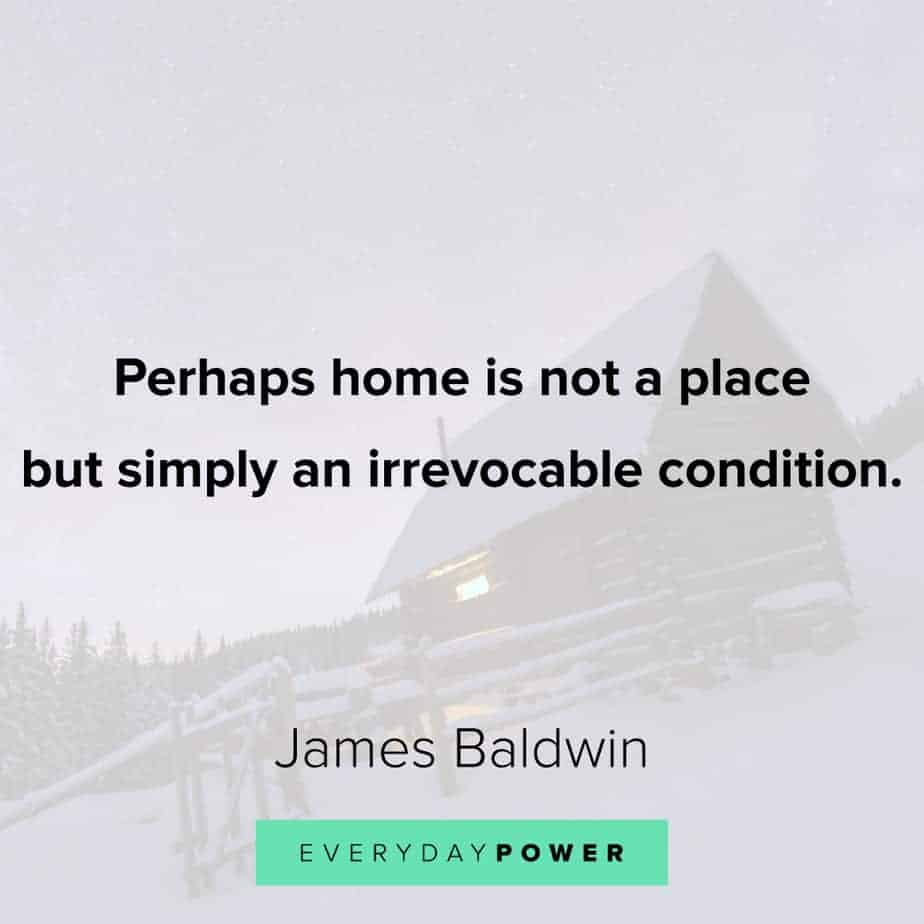 James Baldwin quotes on life