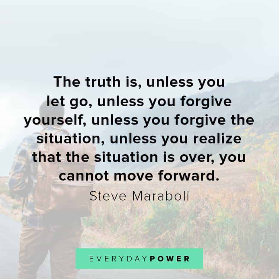 Letting go quotes about forgiveness