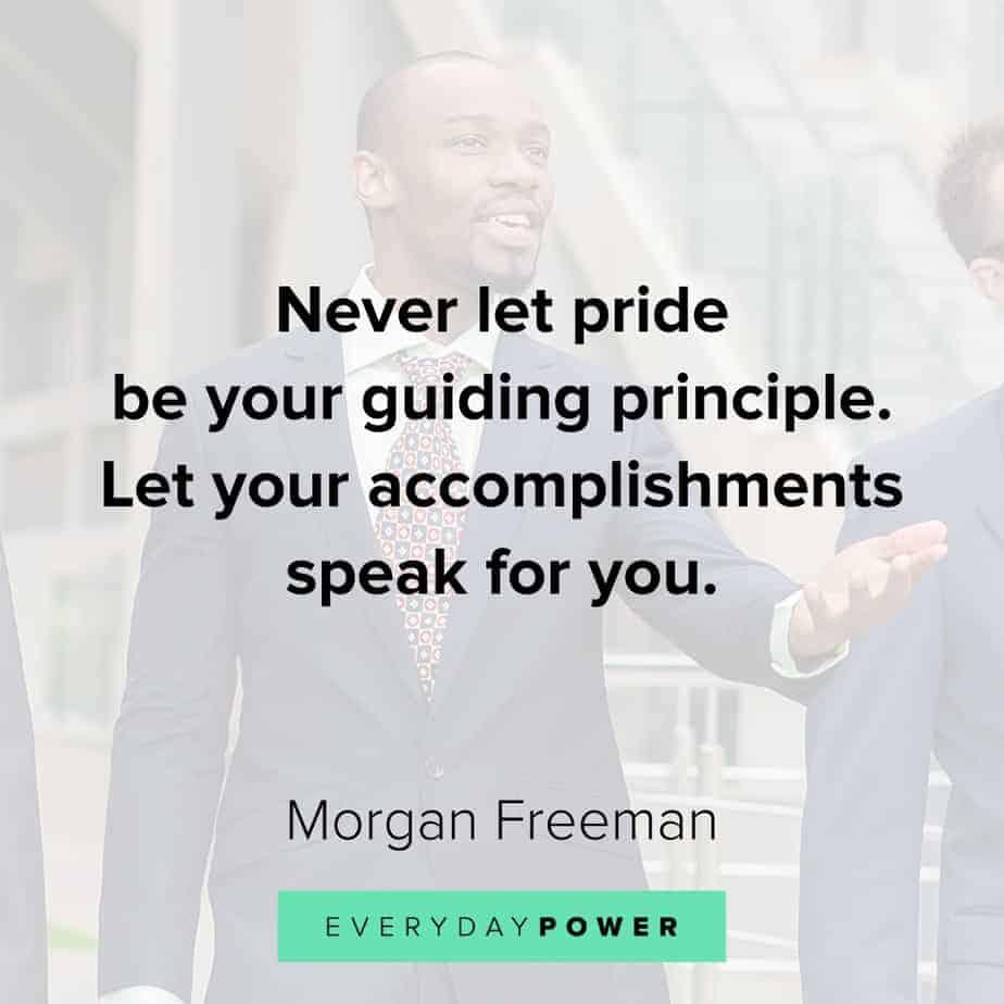 Morgan Freeman Quotes about principles