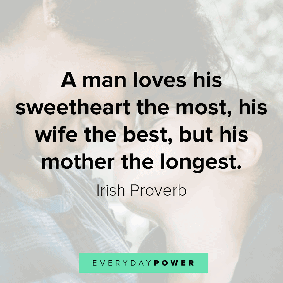 special Mother and Son Quotes
