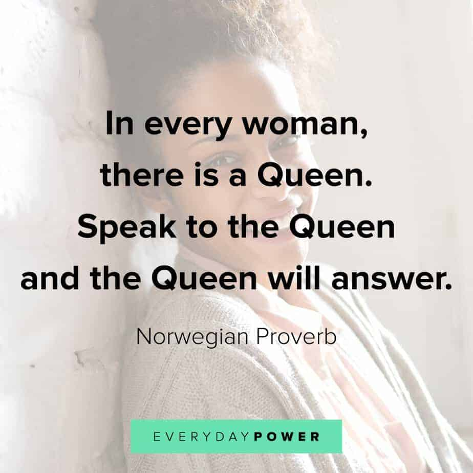 Queen Quotes for every woman