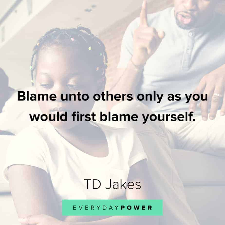 TD Jakes Quotes about self belief