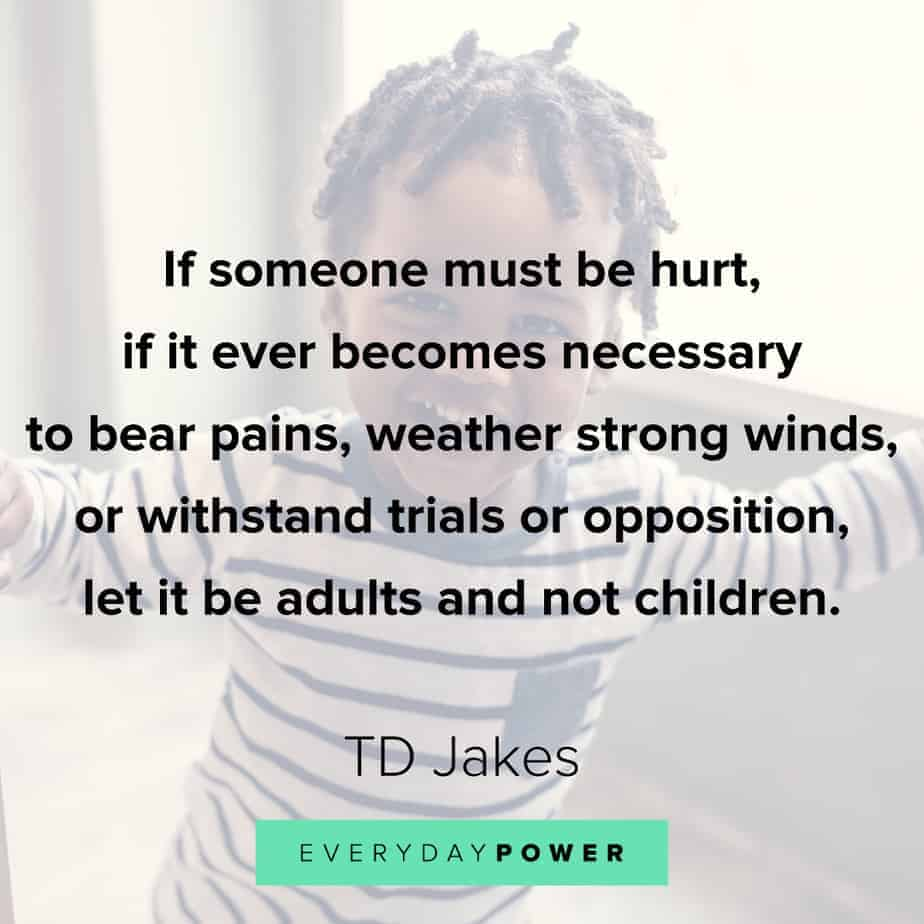 TD Jakes Quotes about trials
