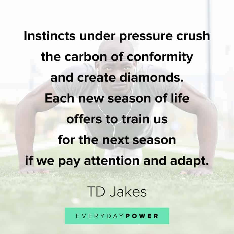 TD Jakes Quotes about conformity