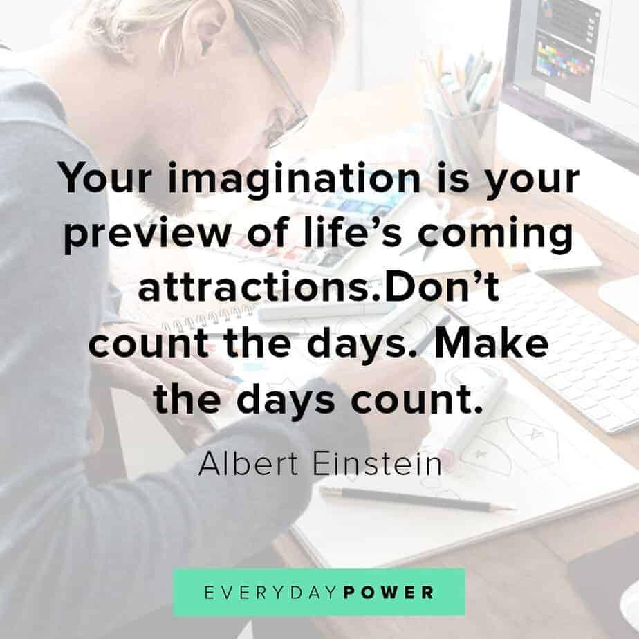 Thursday Quotes about imagination