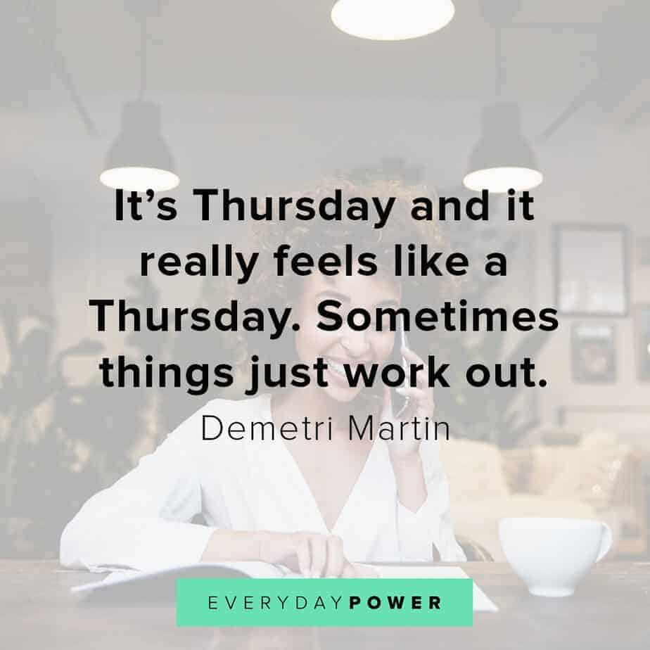 Thursday Quotes about workout